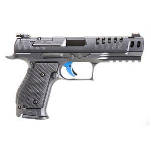 Walther Q5 Match Steel Frame 9mm pistol