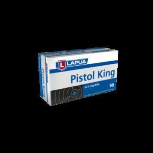 Lapua Pistol King .22 50-ask