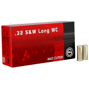 Geco .32 S&W WC 50-pack