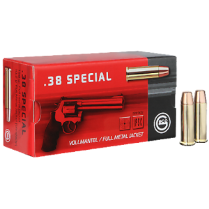 Geco .38 special VM-FK 50 50-ask