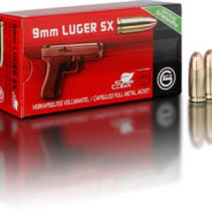 Geco 9mm Luger 8g Sx Tombak Sintox Primer 50-ask