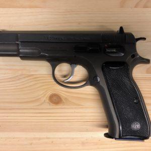CZ 75 9mm pistol ***begagnad***
