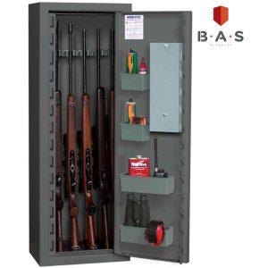 Norlyx HL6 Bas vapenskåp hemleverans